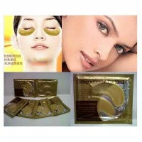 Gold Eye Crystal Collagen Mask Baru | Produk Makeup Wajah Terbaik