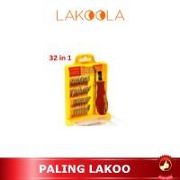 Neo Obeng Set Toolkit 32 In 1 Murah Seperti Jakemy Obeng Service Mini