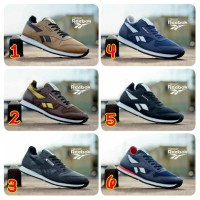 harga Sepatu Pria Sneakers Rebook Classic Made In Vietnam Asli Import Tokopedia.com