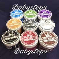 Pomade Suavecito Hair Clay Wax 7 Colour Warna (FREE SISIR SAKU)