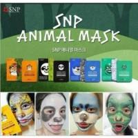 Animal Mask SNP / Masker Animal SNP / Animal Facial Mask
