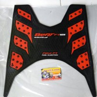 KARPET MOTOR BEAT F1 NEW TEBAL TERMURAH
