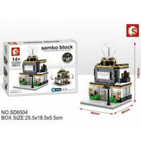 SPESIAL Mainan Edukatif / Edukasi Anak - Sembo Block Lego Jewelry St