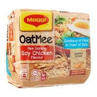 Cemilan Unik Maggi OatMee Mee Goreng Soy Chicken Flavour(HALAL) 304g