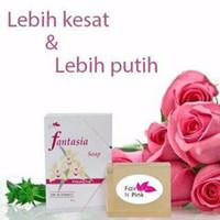 S BEST SELLER Fantasia Soap BPOM By Fair Pink (Perawatan Miss V)