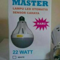 Jual Lampu Sensor cahaya 22Watt Led otomatis Murah