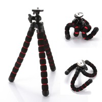 Octopus Flexible Portable Camera Mini Tripod Stand For Canon Sony
