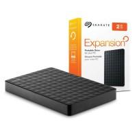 Seagate Expansion 2TB HD HDD Hardisk Harddisk External Eksternal