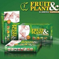 FRUIT & PLANT SLIMMING CAPSULE USA SLIMMING WITH FRUIT