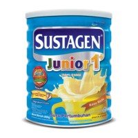 SUSTAGEN Junior 1+ / 1 + Susu Madu Tin 800g
