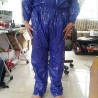 jas hujan jaket+celana komodo
