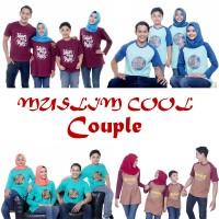 harga Baju Muslim Couple Bunda Size S-xl Kaos Muslim Murah Tokopedia.com