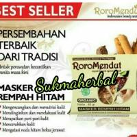 MASKER RORO MENDUT | Herbal Original