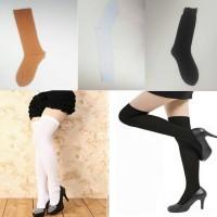 stoking kaos kaki di bawah lutut