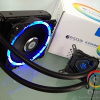 ID-Cooling Icekimo 120 Blue AIO Water Cooling CPU Cooler
