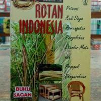 BUKU ORI ROTAN INDONESIA,Januminro,Kanisius,bl
