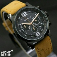 Jam Tangan Branded Pria yang elegan mewah murah reseller chrono aktif