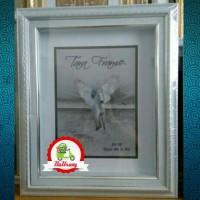 Jual Bingkai Mahar / Frame 3D / Bingkai Box / 16R (40x50 cm) / Murah /Mewah Murah