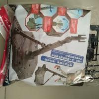 Action Base Stand Base Gundam 1/100 MG HG 1/144 Master / High Grade