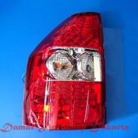 Stoplamp Mitsubishi Pajero Montero 2007 - 2012 LED Red Clear