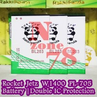 BATERAI POLYTRON W1400 ROCKET JETZ PL-705 DOUBLE POWER