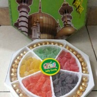 Aneka Jelly +coklat Poka Ball