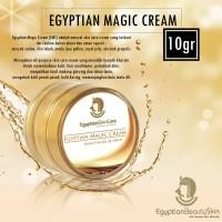Egyptian Magic Cream (EMC) 10ml Asli Barcode Hitam