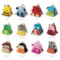 Jual Skip Hop Style Backpack 12 Characters (Tas Model SkipHop) Murah