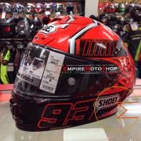 Helm SHOEI X14 Marquez