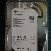 """SSHD 2TB Seagate ST2000DX001 2TB MLC/8GB 64MB Cache SATA 6.0Gb/s 3.5"""""""