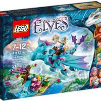 Terlaris Exklusif LEGO 41172 - Elves - The Water Dragon Adventure
