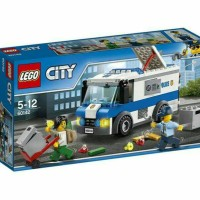 LEGO City Money Transporter 60142