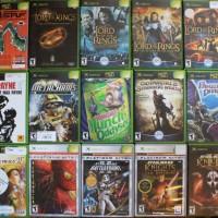 XBOX Classic First Gen Games Lengkap