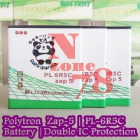 BATERAI POLYTRON ZAP 5 4G 450 PL-6R5C DOUBLE POWER PROTECTION