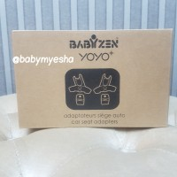 Babyzen Yoyo+ Yoyo Plus Carseat Car Seat Adaptor Adapter Converter