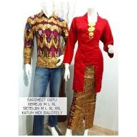 Sarimbit Batik Ratu