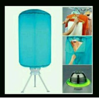 Jual pengering baju otomatis alat pengering baju automatic air dry pakaian Murah