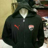 Sweater Puma Ducati Jaket / Hoodie / Zipper Terbaru