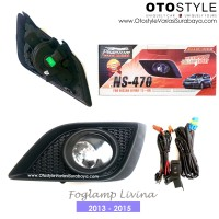 Foglamp / Fog Lamp Nissan Grand Livina 2014