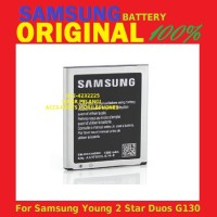 SAMSUNG G130 GALAXY YOUNG 2 NEW EB-BG130ABE BATTERY ORI 100% 904460