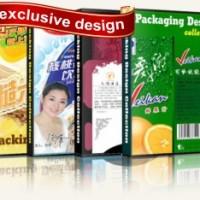 Paket Desain KEMASAN Packaging Design Exclusive 800 Desain Nominasi