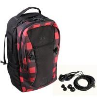 "Targus Backpack Sport 26L - 16"" TSB756 Tas Ransel Notebook - Merah"