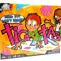 Mainan Edukasi Board Game Tic Tac Mat
