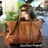 Jual Supplier Tas wanita handbag Import branded murah, Zara basic original Murah
