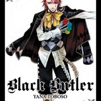Manga / Komik Black Butler Kuroshitsuji English Vol 7