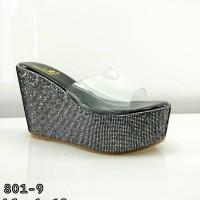 Wedges Import Sepatu sandal Pesta wanita Zara valentino Gucci LV C&K