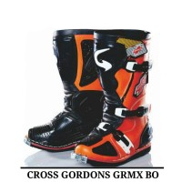 harga Sepatu Cross Trail Cross Motocross | Adventure Gordon Gordons Grmx Ori Tokopedia.com