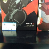 Steelseries ARCTIS 3 Gaming Headset ( Black / White )