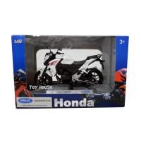 Welly Diecast Sepeda Motor Honda CB500F 1:18