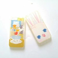 Case iphone 5 5s rabbit lucu soft jacket special price